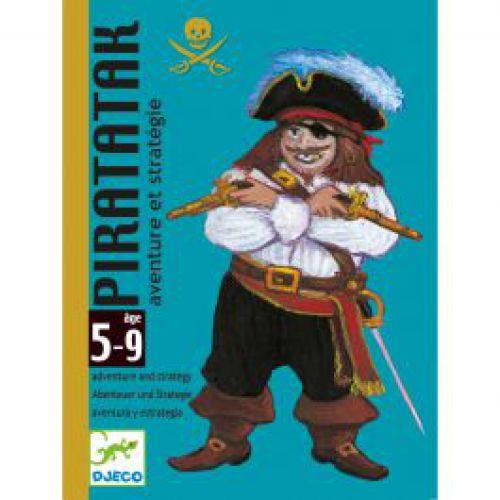 Kaartspel 'Piratatak'