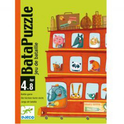 Kaartspel 'BataPuzzle'