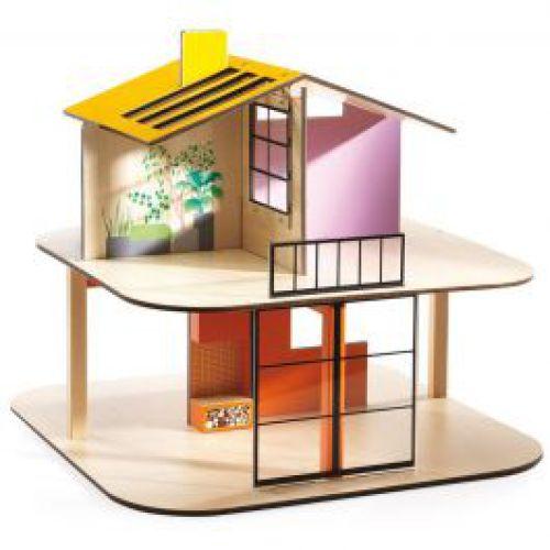 poppenhuis 'Color house'