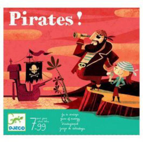 Spel 'Pirates'