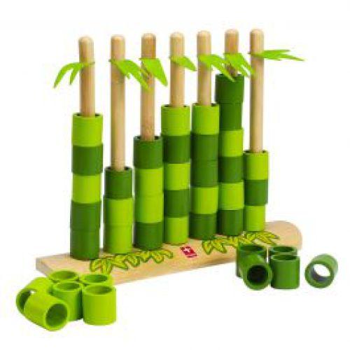 Quattro bamboe spel