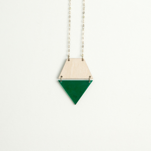 Straight Line Green #07