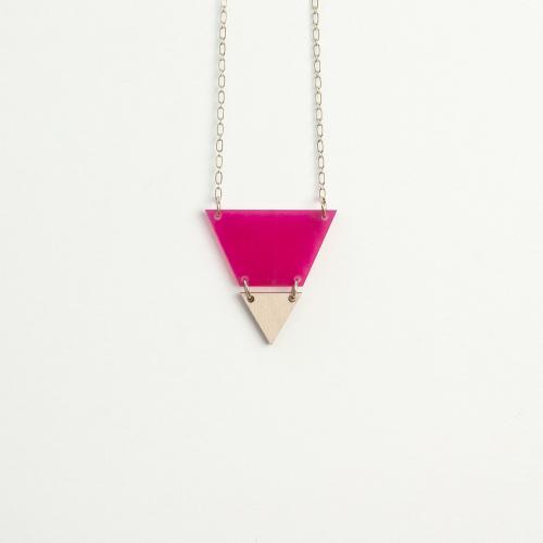 Straight Line Pink #017