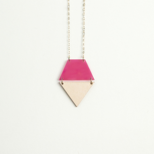 Straight Line Pink #018