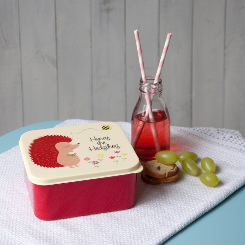 lunchbox Honey The Hedgehog