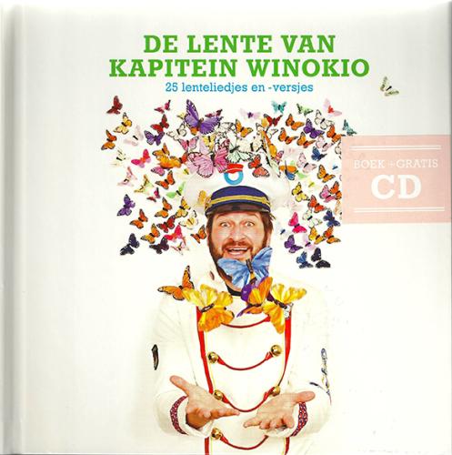 'De Lente van Kapitein Winokio' boek + cd