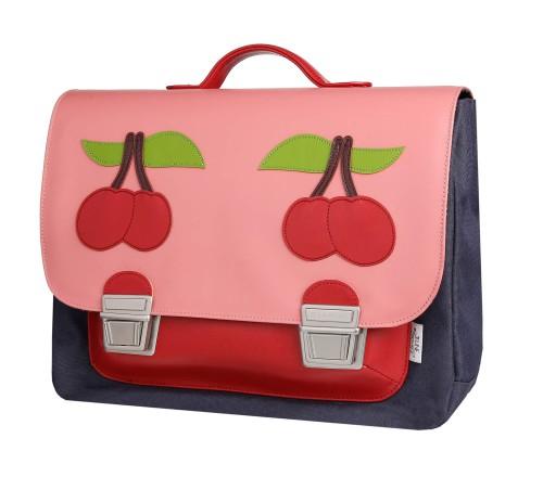 Boekentas cherry pink - Jeune Premier