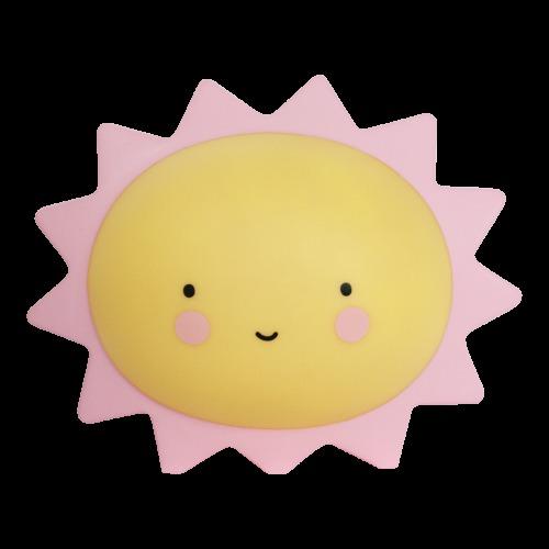 nachtlampje mini sun light - A Little Lovely Company