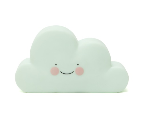nachtlampje Cloud Mint - Eef Lillemor