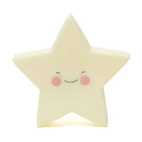 nachtlampje Star Yellow - Eef Lillemor