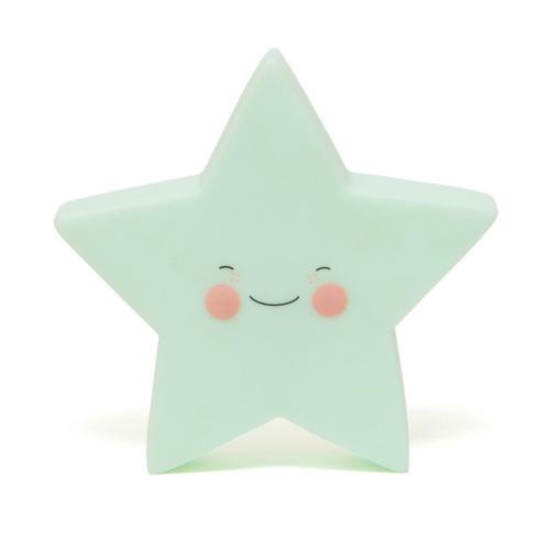 nachtlampje Star Mint - Eef Lillemor