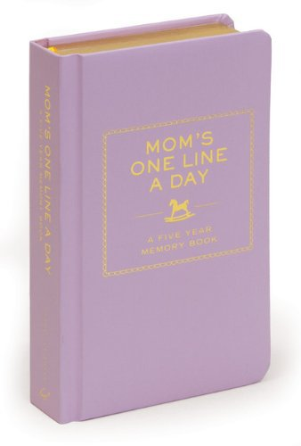 Mom's One Line A Day - Chronicle Books