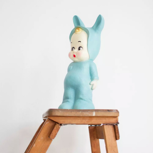 figuurlamp 'Baby Lapin' Granny Green - Lapin & Me