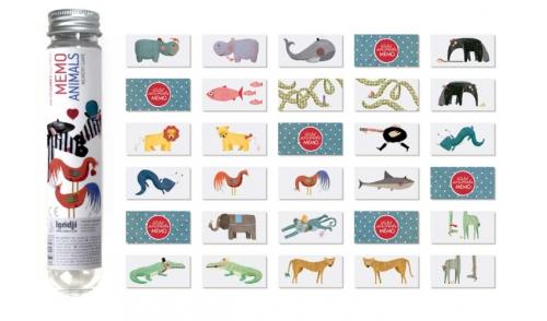Memory (reisversie) Microgame 'Animals' - Londji