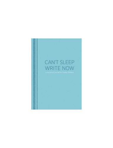 Can't Sleep Write Now - Chronicle Books