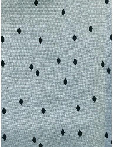 dekbedovertrek kinderbed 'Harlequin Blue' - Knast by Krutter