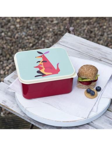 lunchbox 'Colourful Creatures' - Kangoeroe