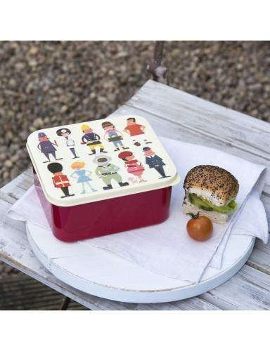 lunchbox 'World of work'