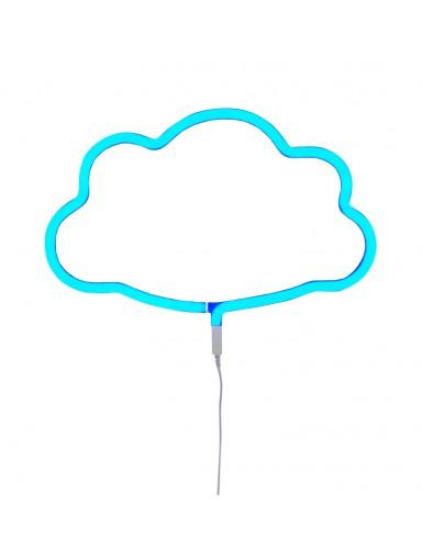 neon licht Cloud Blue - A Little Lovely Company