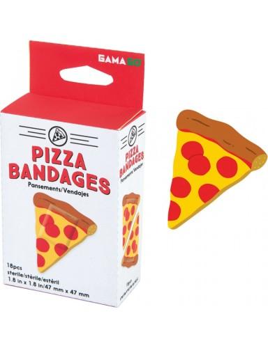 Pizza pleisters