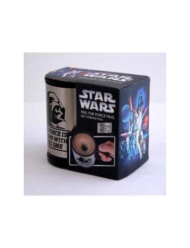 Star Wars automatische koffietas