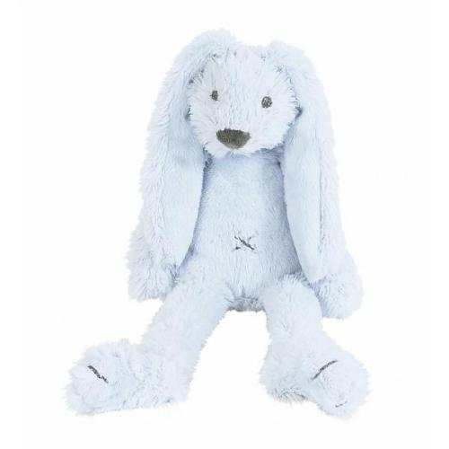 Knuffel Konijn Richie Blue Large | Happy Horse