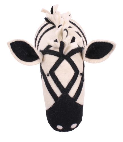 Zoo Zebra Zwart/Wit