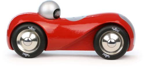 Racewagen Streamline Rood
