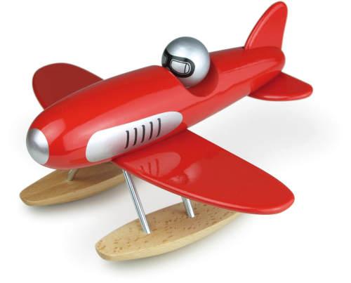 Rood Watervliegtuig