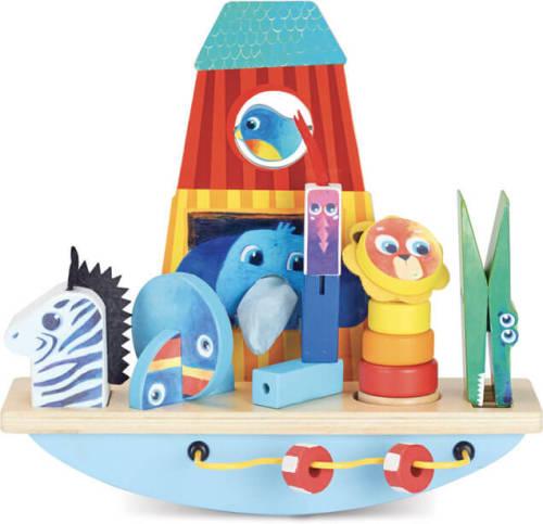 Multi-activity Noah's ark