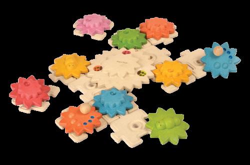 Tandwielen en Puzzels