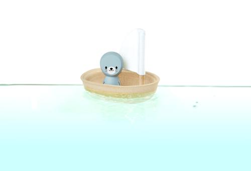 Zeilboot Zeehond