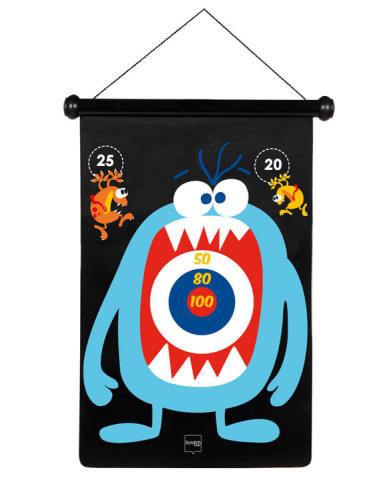 Darts Monsters Magnetisch