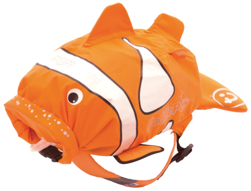 Zwemzakje Anemoonvis Chuckles