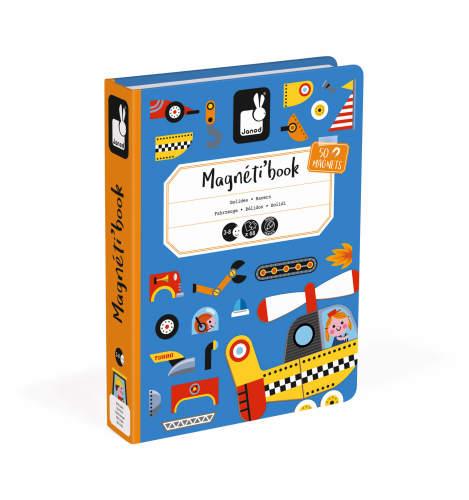 Magnetisch Boek Racers