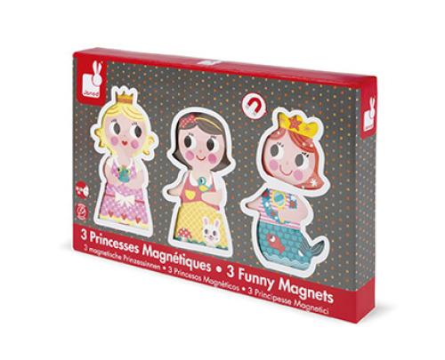 Funny Magneten Prinsessen