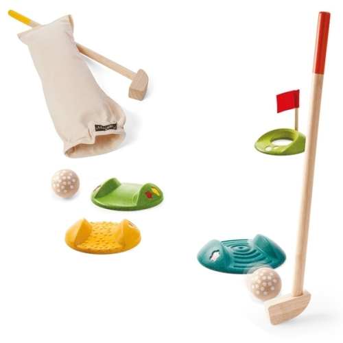 Mini golf - Dubbele set