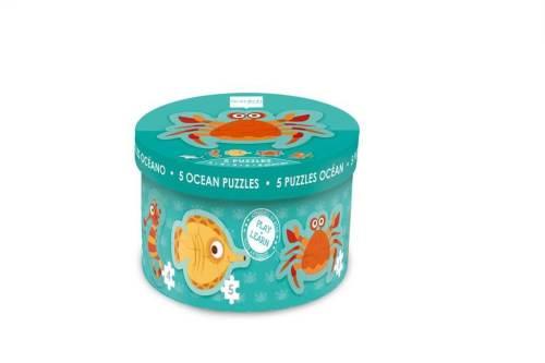 Beginnerspuzzel Oceaan