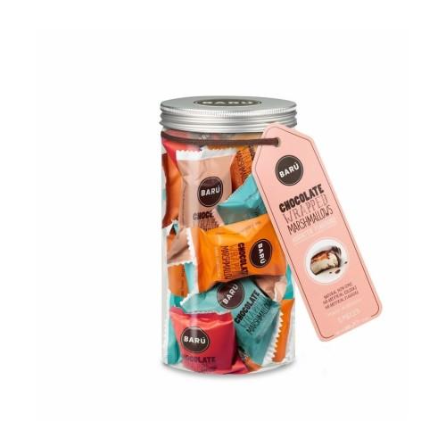 Marshmallow Gift tube - 15 stuks