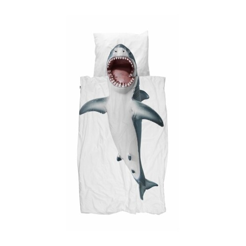 Dekbedovertrek 'Shark'