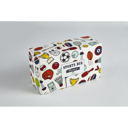 Socks - Sports box