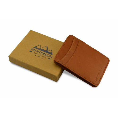 Magic coin wallet