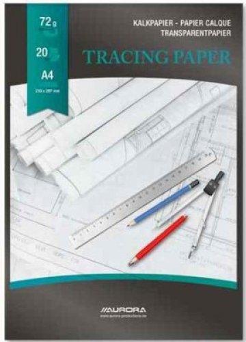 Kalkpapier A4 - 20 vel