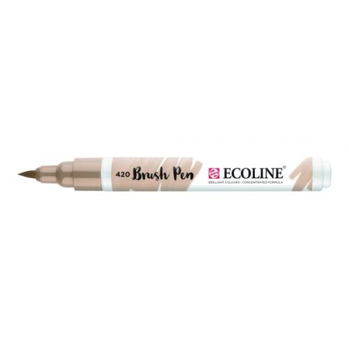 Talens ecoline Brush Pen beige