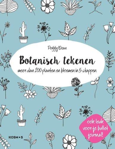 Botanisch tekenen - meer dan 200 planten en bloemen in 5 stappen!