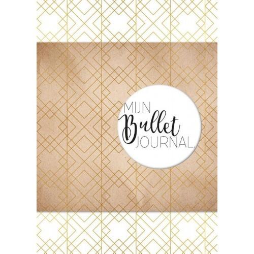 Bullet Journal goud
