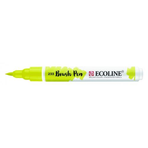 Talens ecoline Brush Pen Chartreuse