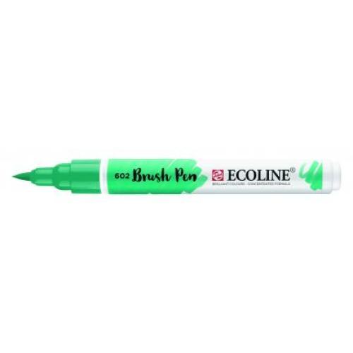 Talens ecoline Brush Pen donkergroen