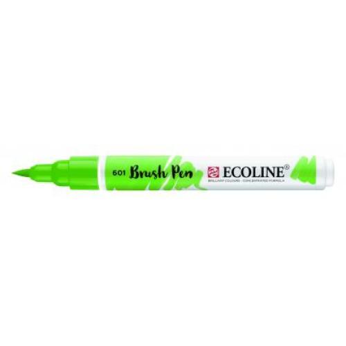 Talens ecoline Brush Pen lichtgroen