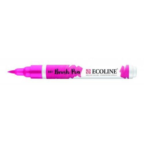 Talens ecoline Brush Pen licht rose